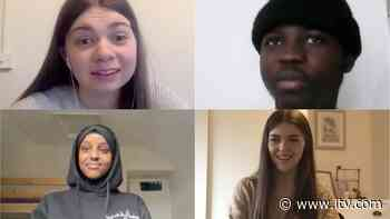 Senedd Election 2021: How do 16-year-olds feel about voting for the first time? | ITV News - ITV News