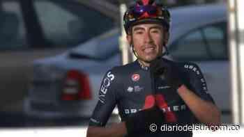 El orgullo de Pasca: Iván Sosa campeón del Tour de la Provence [VIDEO] - Diario del Sur