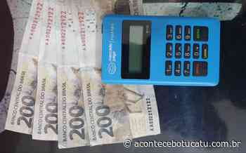 Polícia Militar apreende notas falsas de R$ 200,00 em Botucatu | Jornal Acontece Botucatu - Acontece Botucatu