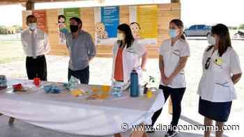 """El Programa provincial """"Mis Primeros 1700 días"""" llegó a Chilca Juliana - Diario Panorama de Santiago del Estero"""