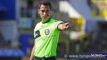 Copa Liga Profesional: Tello, el árbitro para Newell's-Talleres - TyC Sports