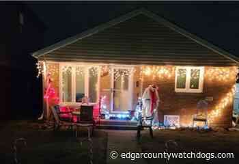 80-Year Olds Sue Melrose Park After Being Cited For Putting Up Christmas Lights Last December – - Edgar County Watchdogs