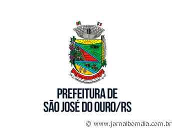 São José do Ouro: protocolo da bandeira vermelha   Jornal Bom Dia - Jornal Bom Dia