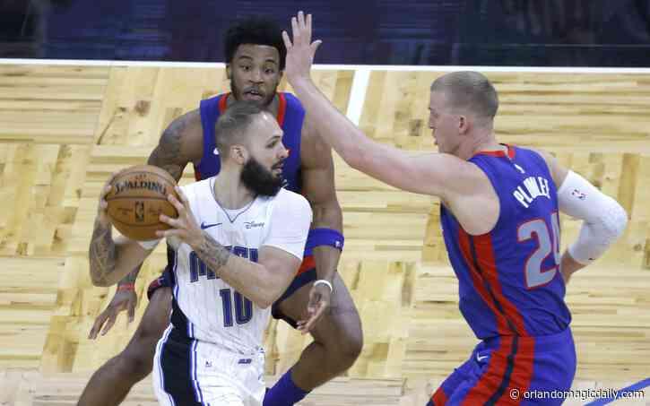 Orlando Magic Grades: Detroit Pistons 105, Orlando Magic 93