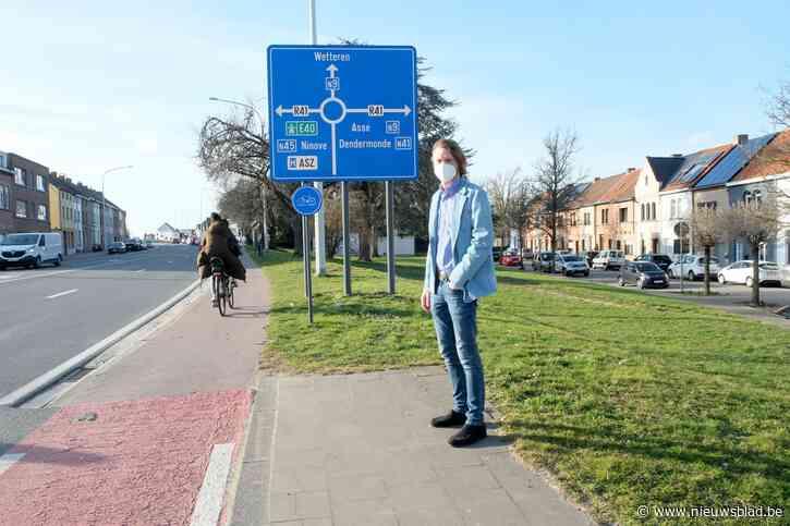 """""""Kinderen moeten met een veilig gevoel naar school kunnen gaan"""": De Gucht maakt van alle straten binnen stadsring Zone 30"""