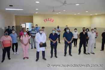 Incorporan más personal médico en el hospital de Monte Quemado - Nuevo Diario de Santiago del Estero