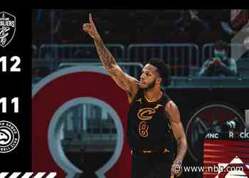 Cavs Win Thriller to Snap Skid