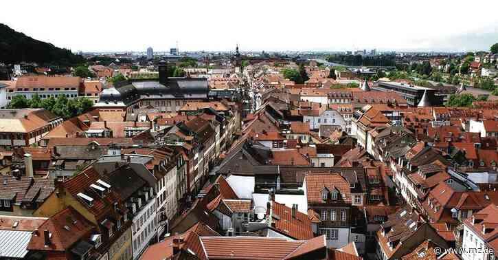 Kriminalität in Heidelberg:  Die Stadt ist jetzt noch sicherer