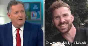 Piers Morgan 'woke' headteacher says he's 'shaken' by GMB backlash