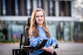 """Catharine (18) heeft dezelfde spierziekte als baby Pia: """"Ik ben een echte doorzetter"""""""