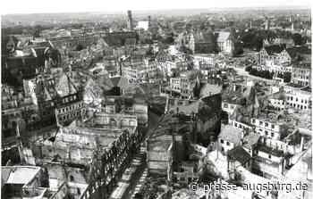 Augsburger Bombennacht   Stadt lädt zu Online-Gedenkveranstaltung ein