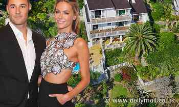 Jennifer Hawkins and Jake Wall forced to amend their $3million reno plans after neighbour complaints