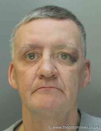 Bolton rapist back in jail after racist rant at shoppers