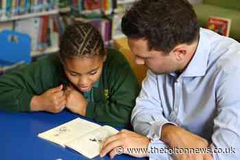 Bolton primary schools donated 'educational bundles'