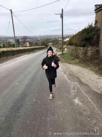 Birthday 'treat' is a half-marathon for Bolton schoolgirl Lucy