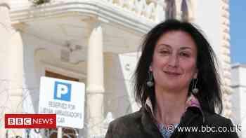 Daphne Caruana Galizia murder: Suspect pleads guilty