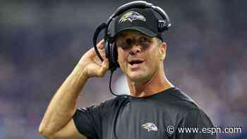 It's on me: Harbaugh pays entire restaurant tab