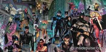 DC Comics Teases Infinite Frontier With Batman, Justice League, Wonder Woman Flash, But Superman MIA?! (Sans Spoilers) - Inside Pulse