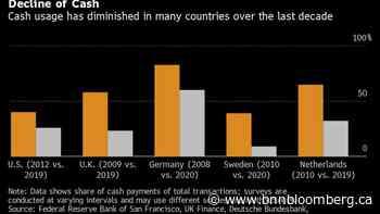 Central Banks Edge Toward Money's Next Frontier in Digital World - BNN