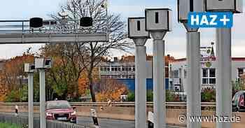 Laatzen: Streckenradar Section Control kostet halbe Million Miete - Hannoversche Allgemeine