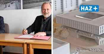 Neues Rathaus in Laatzen: Stadt und Architekturbüro schließen Vertrag - Hannoversche Allgemeine