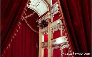 Le luci del Teatro Garibaldi di Santa Maria Capua Vetere accese simbolicamente per un'ora | - CasertaWeb