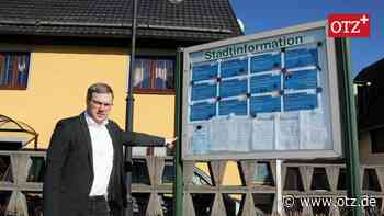 Digitale Schaukästen sollen in Hermsdorf Einzug halten - Ostthüringer Zeitung