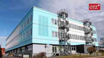 Umbau City Cube Hermsdorf bis voraussichtlich Mitte Mai 2022 - Ostthüringer Zeitung