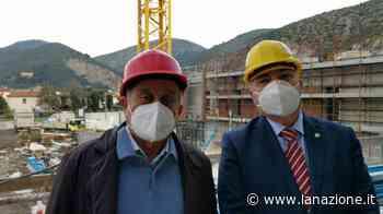 San Giuliano Terme, il Nuovo Polo Integrato per la salute prende forma - LA NAZIONE