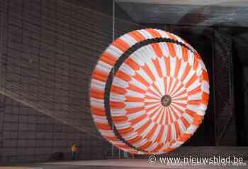 """Picanol weefde superparachute die Nasa-rover veilig deed landen: """"We zijn trots om vanuit onze kleine hoek in België bij te dragen aan zo'n belangrijke Marsmissie"""""""