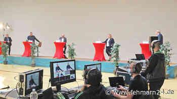 Bürgermeisterwahl Fehmarn: Bewerber stehen Rede und Antwort - fehmarn24.de