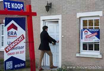"""Appartementen in Brugge pak duurder, huizenprijs stijgt minder snel: """"Stilgevallen toerisme heeft duidelijk impact"""""""