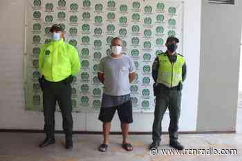 Capturan a hombre acusado de feminicidio cuando huía por un cañaduzal en Yumbo - RCN Radio