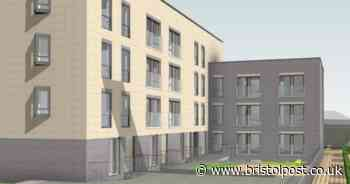 Plans for block of affordable flats at derelict site