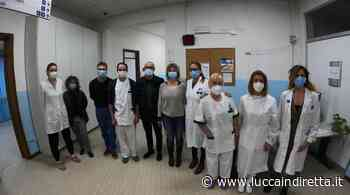 Covid 19, a Viareggio pronta la struttura per le vaccinazioni - Luccaindiretta - LuccaInDiretta