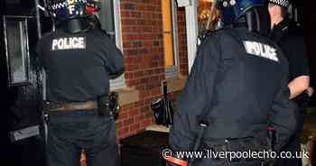 Almost 215kg of drugs seized by police in Merseyside in one year