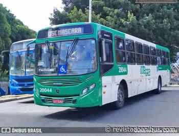 Bandidos assaltam passageiros de ônibus no bairro de Cajazeiras V, em Salvador - REVISTA DO ÔNIBUS