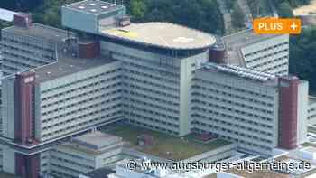 Die Augsburger Uniklinik nimmt wieder Corona-Patienten auf - Augsburger Allgemeine