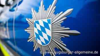 Unfallverursacher machen sich in Augsburg auf und davon - Augsburger Allgemeine