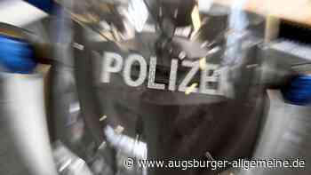 Radfahrer mit über drei Promille Alkohol beleidigt Polizisten - Augsburger Allgemeine