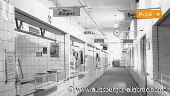 Wie die Fleischhalle auf dem Augsburger Stadtmarkt entstand - Augsburger Allgemeine