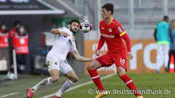 Fußball-Bundesliga - Augsburg - Leverkusen 1:1, Hertha - Leipzig 0:3 - Deutschlandfunk