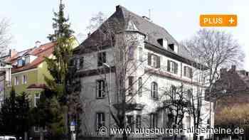 Umkämpfte Villa wird zum Fall für die Feuerwehr - Augsburger Allgemeine