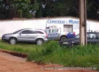 Corpo de idosa é retirado de túmulo em Natividade e família suspeita de necrofilia - Jornal do Tocantins