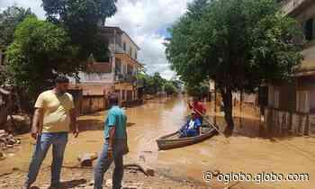 Porciúncula e Natividade amanhecem sem novas enchentes, mas previsão é de chuva para a tarde desta segunda - Jornal O Globo
