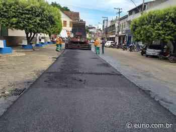 DER-RJ realiza recapeamento em rodovia de Natividade - Eu, Rio!