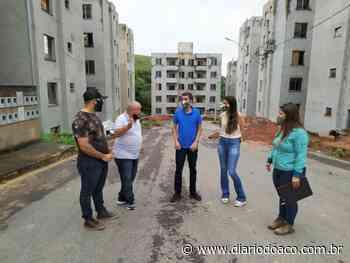 Residencial Bom Jardim III deve ser concluído no fim de 2021 - Jornal Diário do Aço