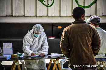La Municipalidad buscará casos de coronavirus en el barrio Las Heras - Qué Digital