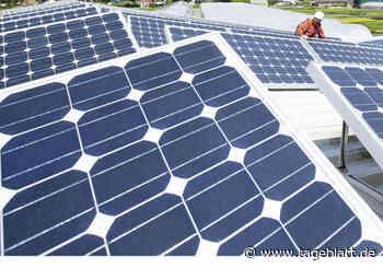 Energieberater legt im Auftrag der Gemeinde Jork los - Jork - Tageblatt-online