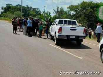 Hombre es asesinado en plena vía pública en Yhú - ÚltimaHora.com